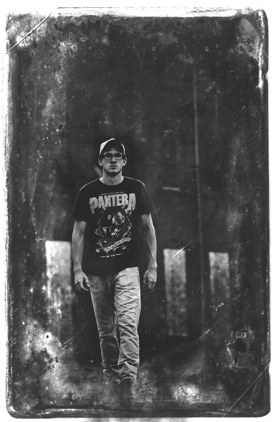 Ashland high School Senior photography