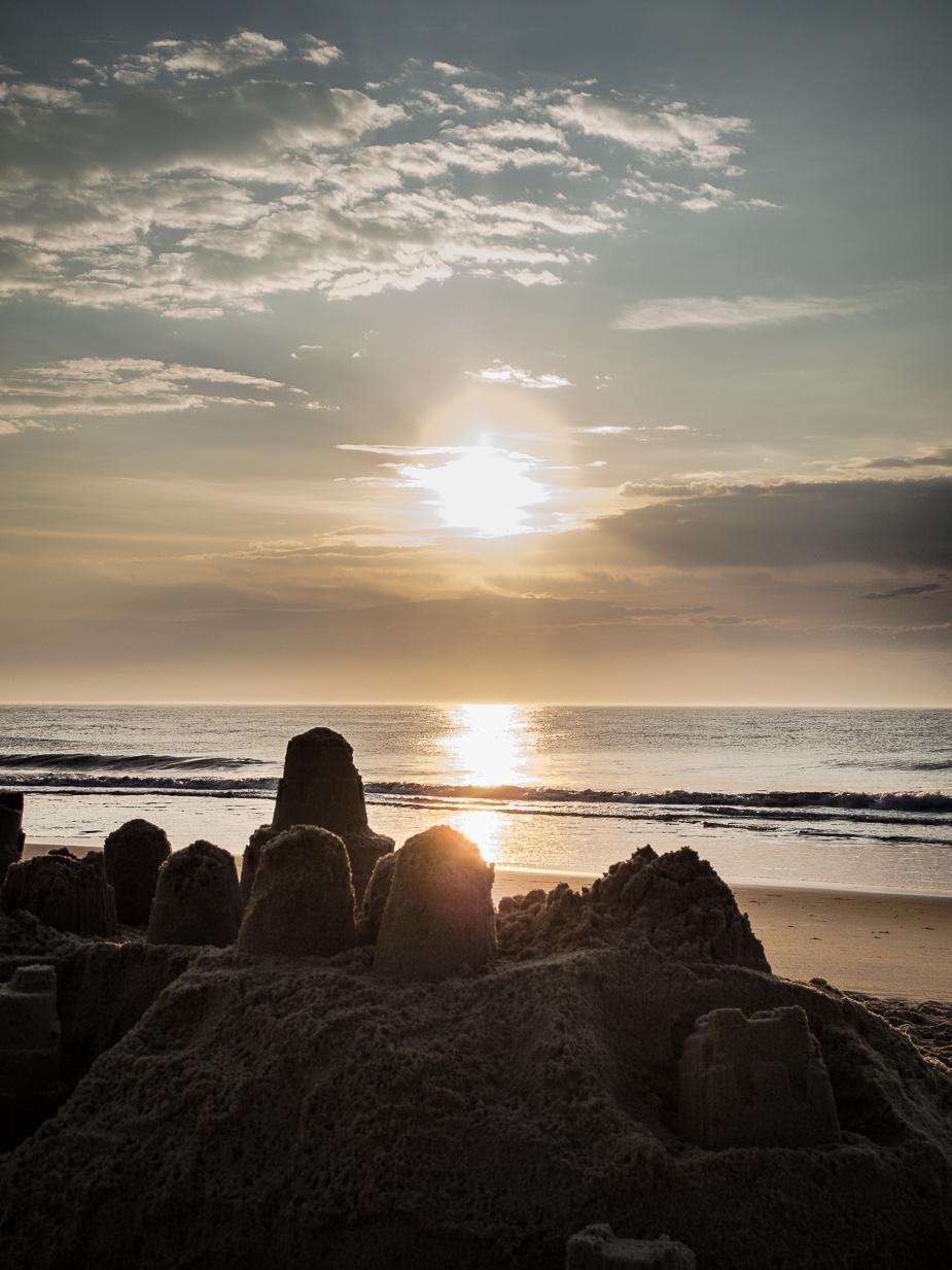 Sunrises from Ocean City Maryland