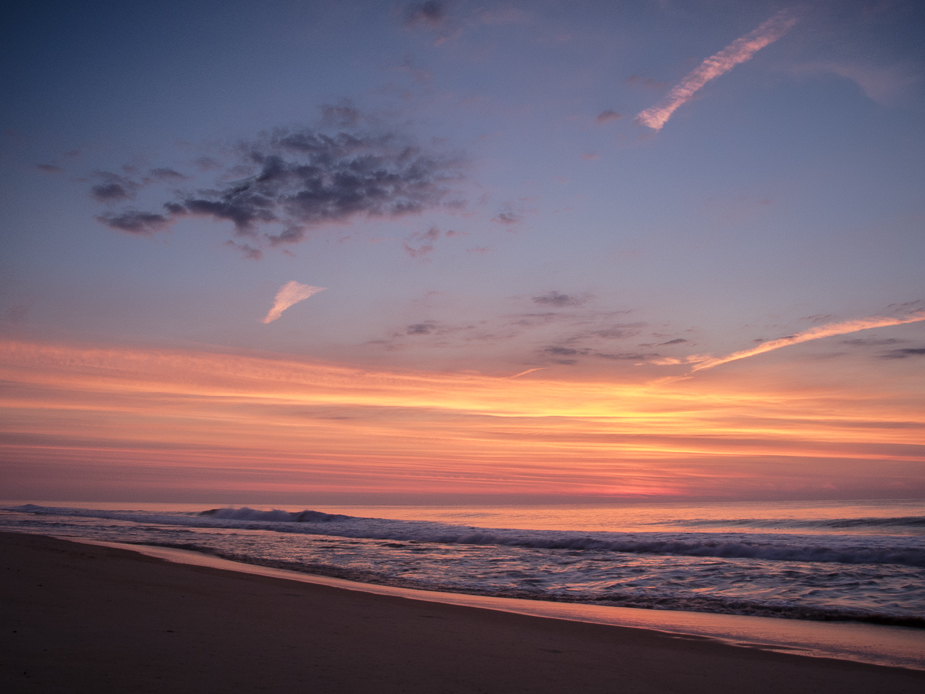 Sunrises from Ocean City Maryland