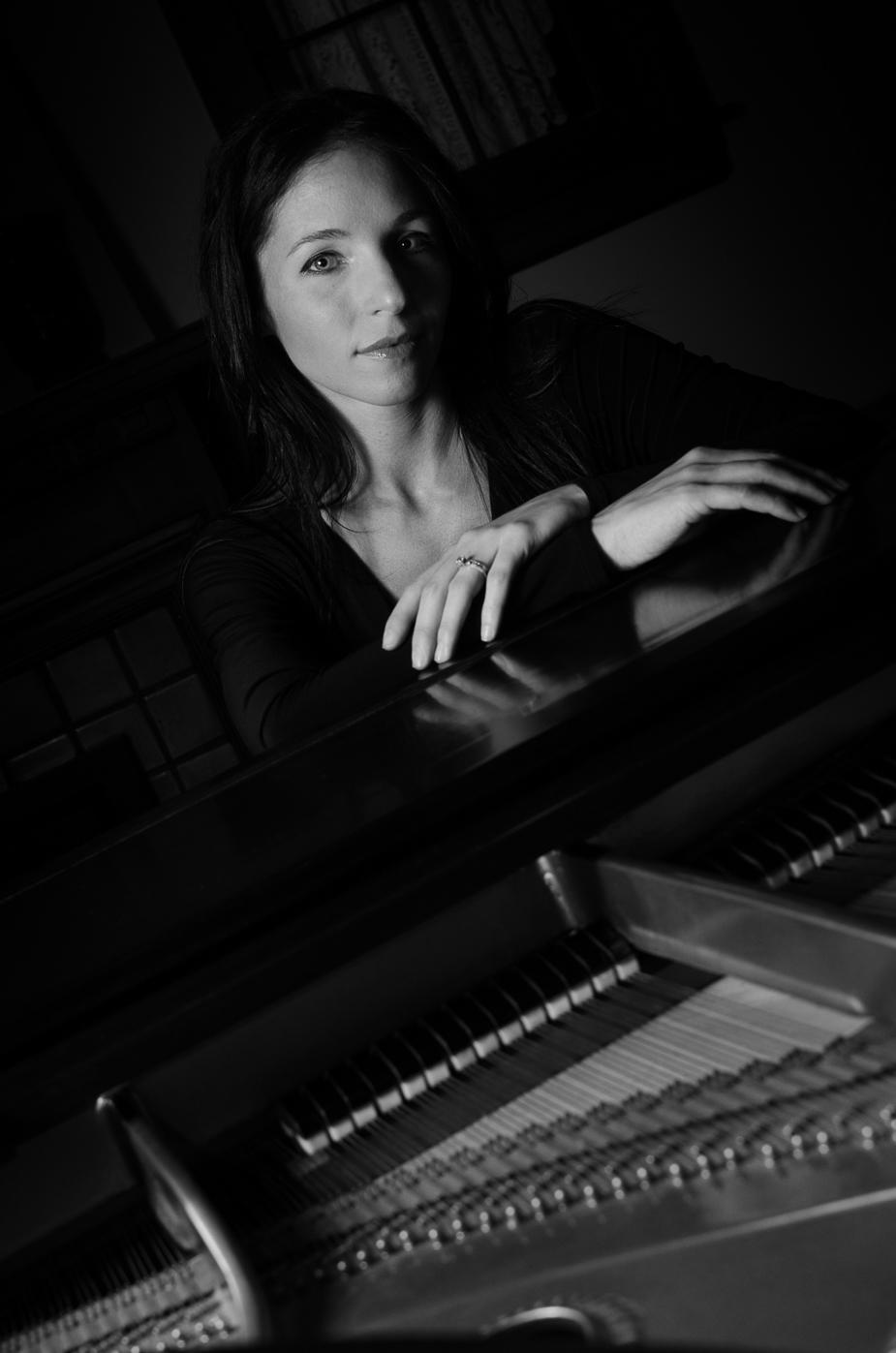 Talia Toffolo Callahan pianist akron ohio