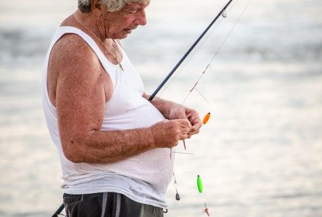 fisherman Ocean City Maryland