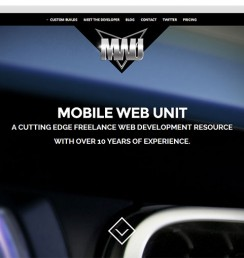 mobile-web-unit-screen-shot