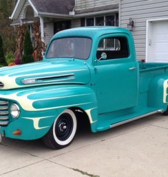 1949 Ford F1 truck