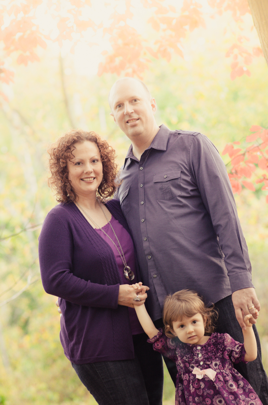Family photo session Springfield Ohio