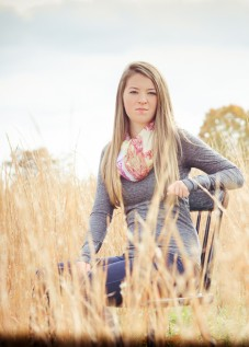 Danielle High School senior photo shoot Akron, Ohio Photographer - Joel Echelberger (1 of 2)
