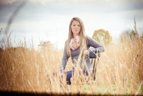 Danielle High School senior photo shoot Akron, Ohio Photographer - Joel Echelberger (1 of 2)