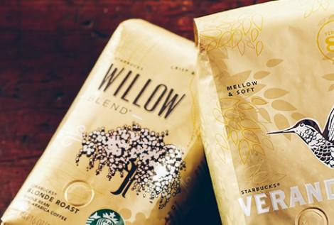 Starbucks® Blonde Roast Coffees