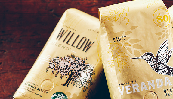 Starbucks® Blonde Roast Coffees