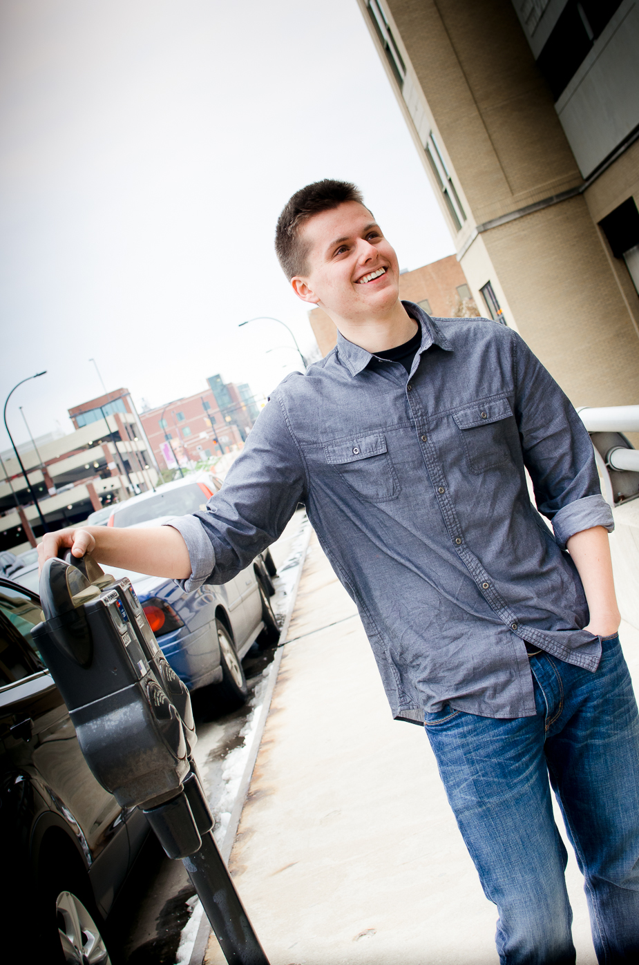 Sean Stow Munroe Falls High School Senior