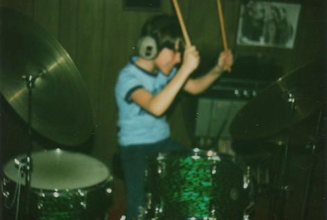 Joel drums