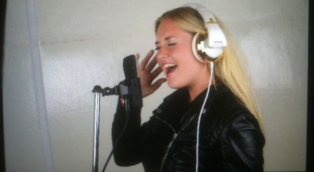 cad audio photo shoot