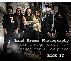 Book your band