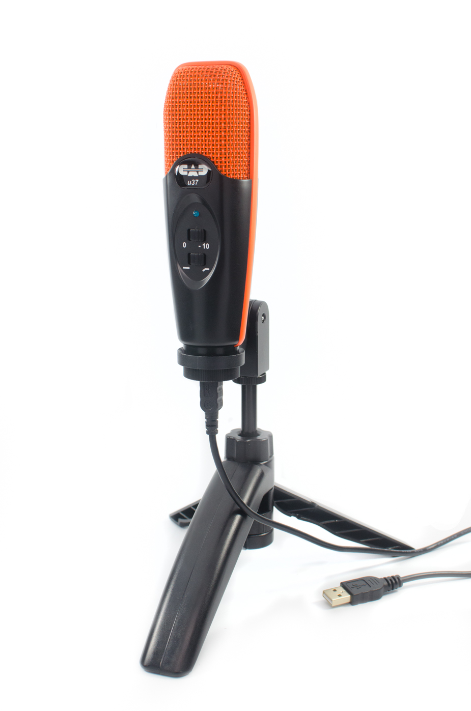 CAD Audio USB microphone Akron Photographer Joel Echleberger (1 of 4)
